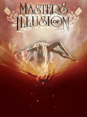 Masters Of Illusion at Coral Springs Center For The Arts
