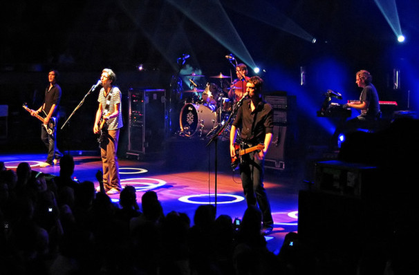 Snow Patrol, Lincoln Theater, Washington