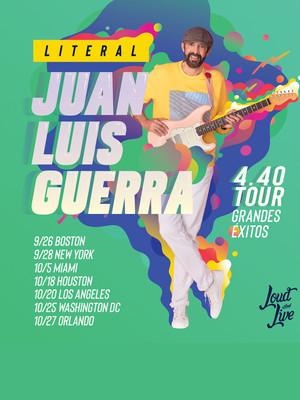 Juan Luis Guerra Poster