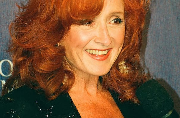 Bonnie Raitt, Centre In The Square, Kitchener