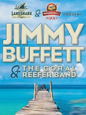 Jimmy Buffett at Bill Graham Civic Auditorium