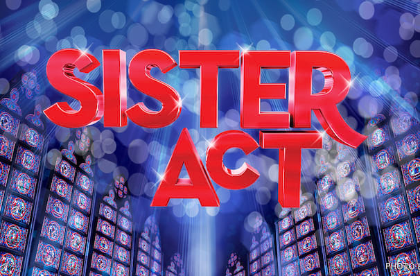 Sister Act, Raleigh Memorial Auditorium, Raleigh