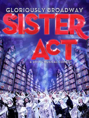 Sister Act at Raleigh Memorial Auditorium