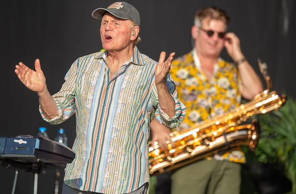 Beach Boys, Hayes Hall, Naples