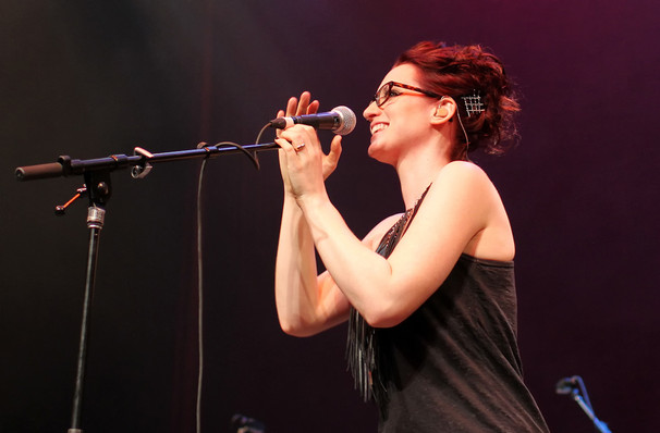 Ingrid Michaelson, Fitzgerald Theater, Saint Paul
