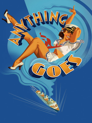 Anything Goes at Fabulous Fox Theater