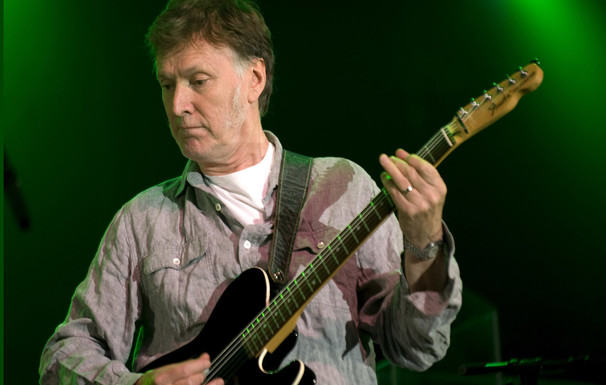 Steve Winwood, Fox Theatre, Detroit