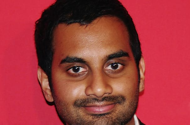 Aziz Ansari, Buell Theater, Denver