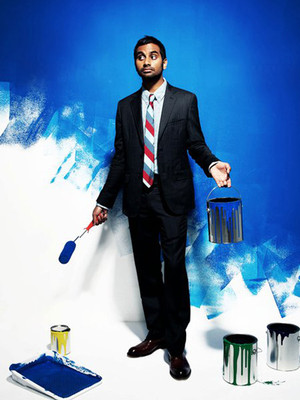 Aziz Ansari at Madison Square Garden