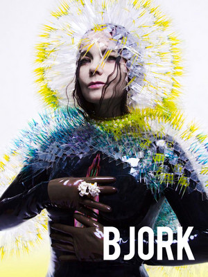 Bjork at New York City Center Mainstage