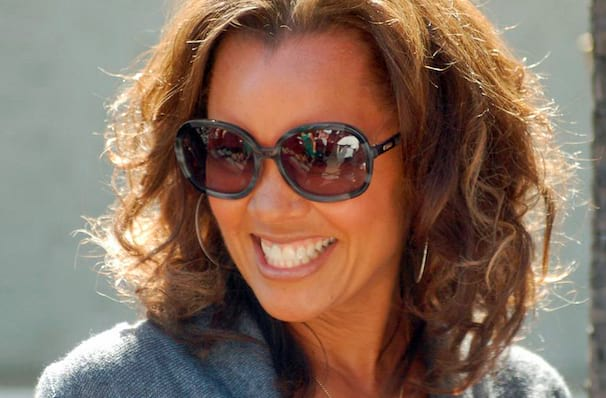 Vanessa Williams's one night visit to Buffalo