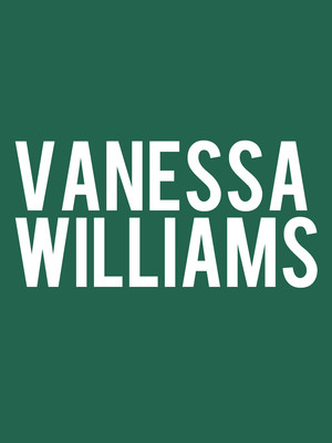 Vanessa Williams, Mccallum Theatre, Palm Desert