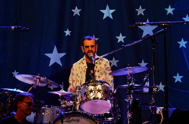 Ringo Starr And His All Starr Band, Wang Theater, Boston