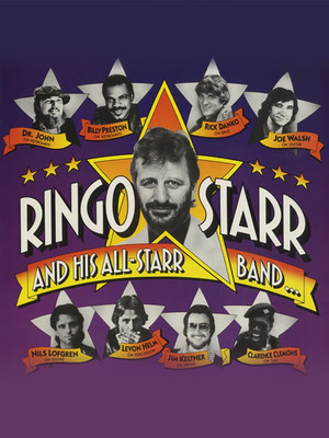 Ringo Starr And His All Starr Band, Abraham Chavez Theatre, El Paso