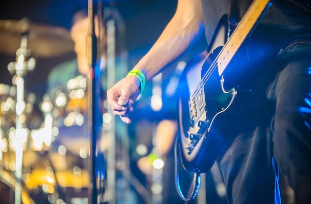 Catch Counting Crows it's not here long!
