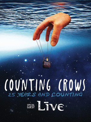 Counting Crows, Battery Park, Sioux City