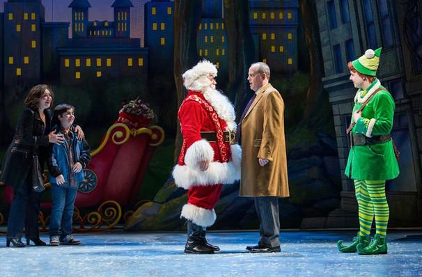 elf - Broadway Christmas Shows