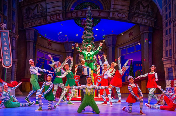 Elf Touring Musical Reviews