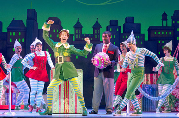 Elf, Harry and Jeanette Weinberg Theatre, Scranton