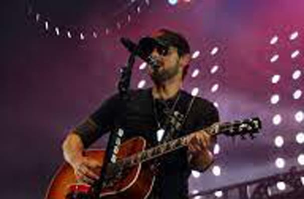 Eric Church, Choctaw Casino Resort, Dallas