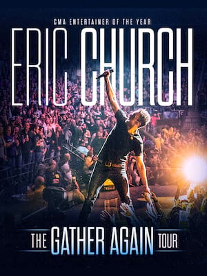 Eric Church, Golden 1 Center, Sacramento