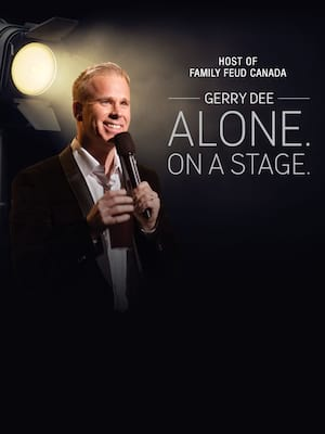 Gerry Dee at Northern Alberta Jubilee Auditorium