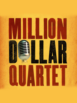 Million Dollar Quartet Poster