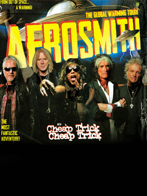 Aerosmith & Cheap Trick at Madison Square Garden