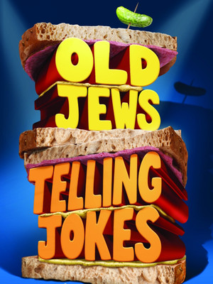 Old Jews Telling Jokes at Westside Theater Downstairs
