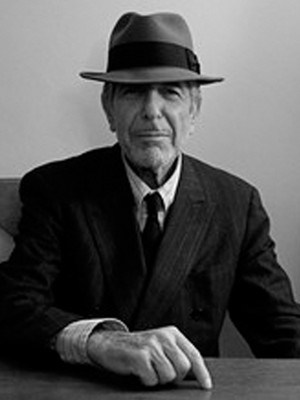 Leonard Cohen at Radio City Music Hall