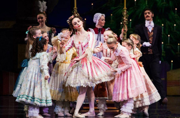 Ballet West The Nutcracker, Capitol Theatre, Salt Lake City