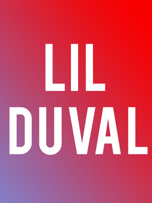 Lil Duval at MGM Grand Theater
