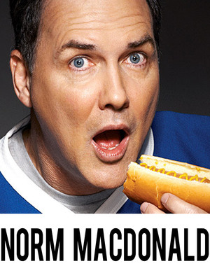 Norm Macdonald at Vic Theater