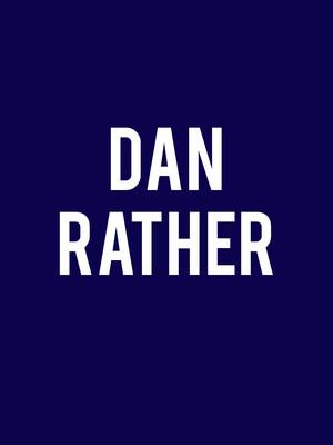 Dan Rather Poster