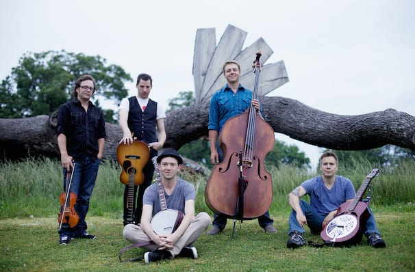 The Infamous Stringdusters, Bourbon Theatre, Lincoln