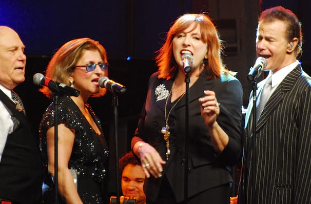 Manhattan Transfer, Atlanta Symphony Hall, Atlanta