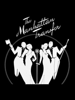Manhattan Transfer, Grand 1894 Opera House, Galveston
