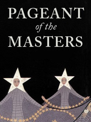 Pageant Of The Masters Poster
