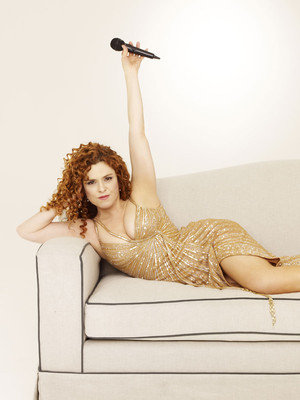Bernadette Peters at Tilles Center Concert Hall