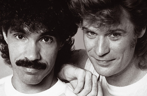 Hall and Oates, Blossom Music Center, Akron