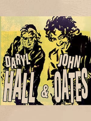 Hall and Oates at MGM Grand Theater