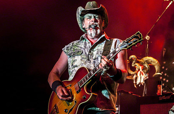 Ted Nugent, Kansas Star Casino, Wichita