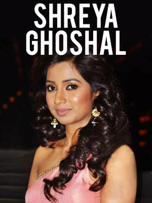 Shreya Ghoshal at CURE Insurance Arena