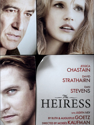 The Heiress at Walter Kerr Theater