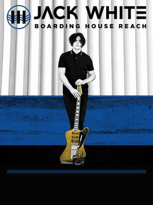 Jack White at The Great Saltair