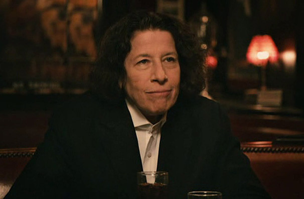 Fran Lebowitz, Benaroya Hall, Seattle