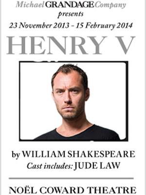 Henry V at Noel Coward Theatre