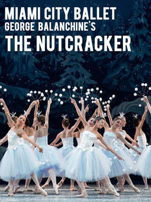 Miami City Ballet - The Nutcracker Poster