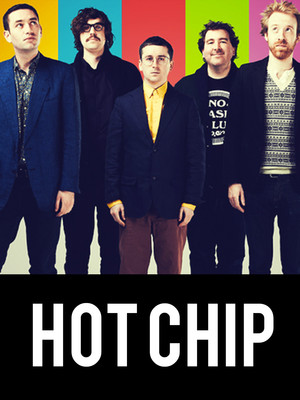 Hot Chip at Showbox Theater