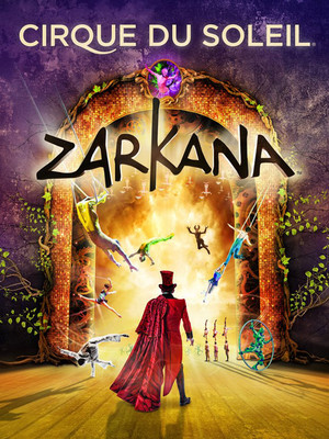 Cirque%20Du%20Soleil%20-%20Zarkana at Theater for the New City